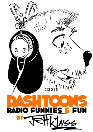 Dashtoons - Jeff Murray, K1NSS